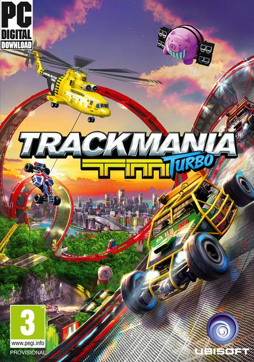 Trackamania: Turbo