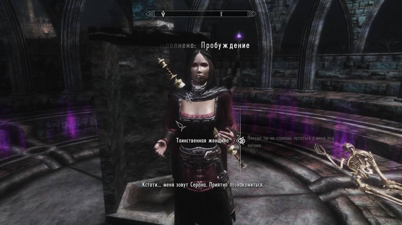 Скриншот к игре The Elder Scrolls V: Skyrim (2011) PC | RePack от R.G. Механики