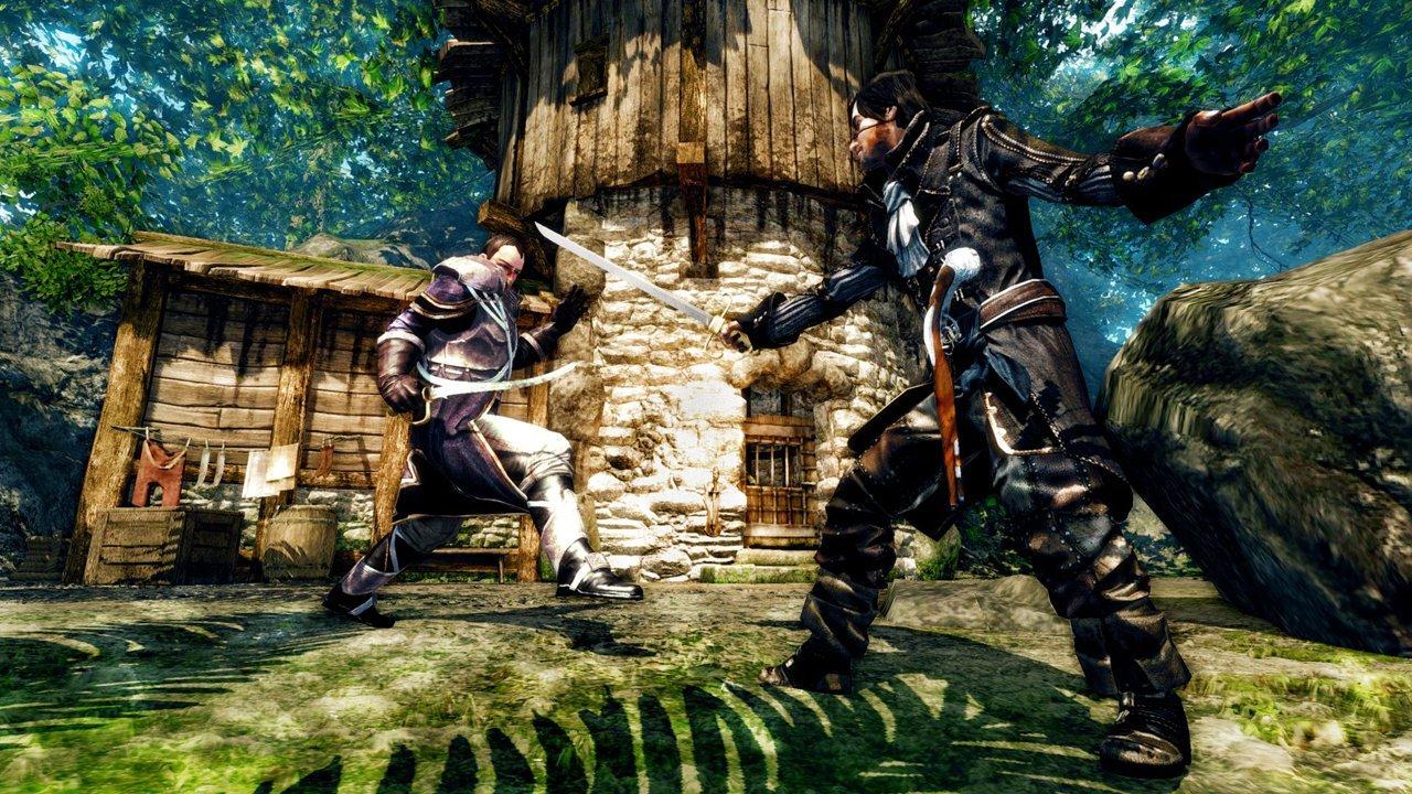 Скриншот к игре Risen 2: Темные воды / Risen 2: Dark Waters (2012) PC | RePack от R.G. Механики