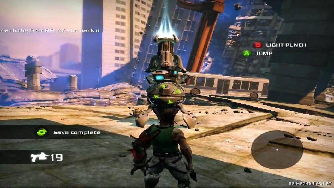 Скриншот к игре Bionic Commando:Trilogy (1988-2009) PC | RePack от R.G. Механики