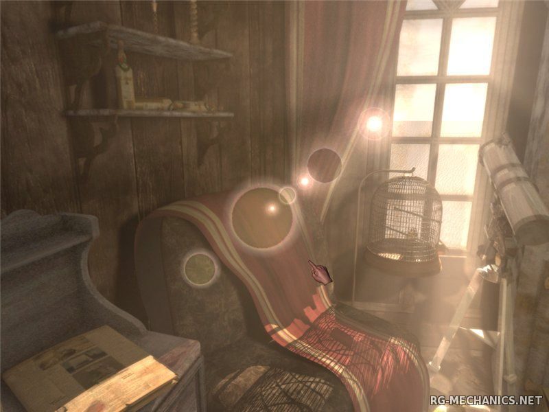 Скриншот к игре Darkness Within: Dilogy (2007-2010) PC | RePack от R.G. Механики