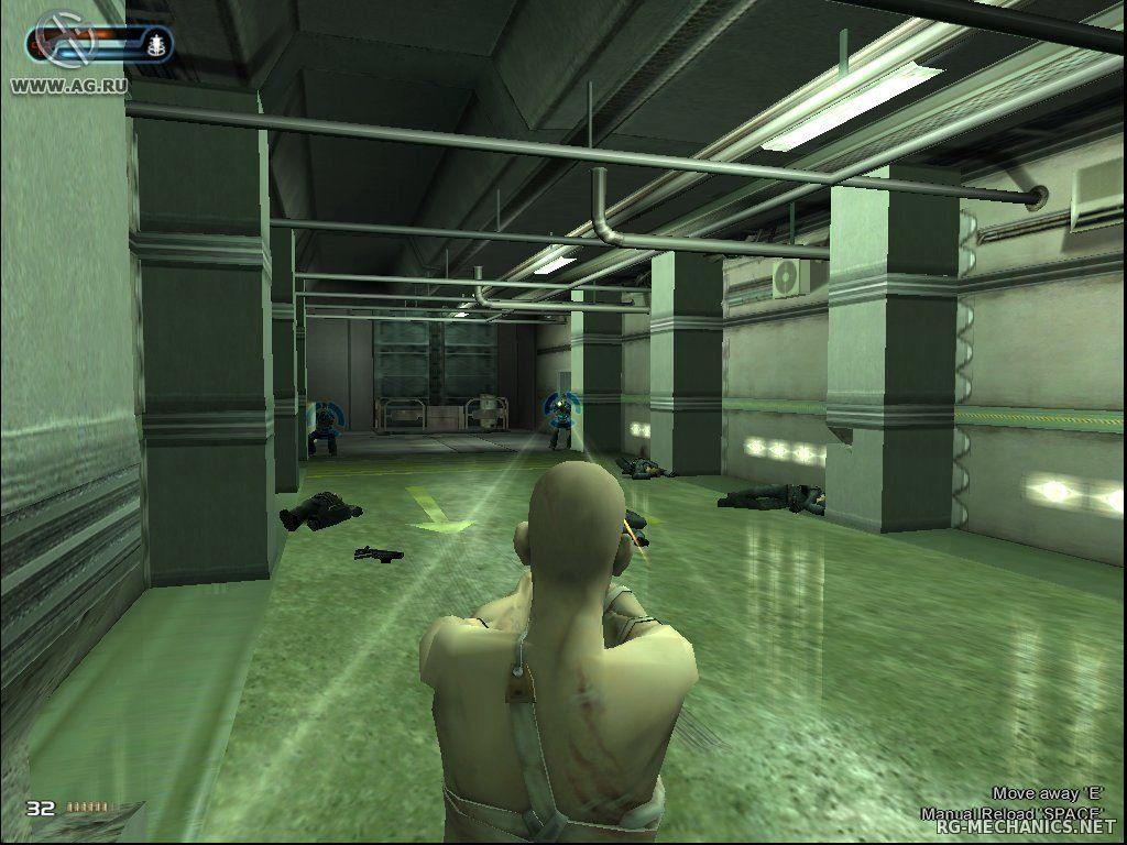 Скриншот к игре Second Sight (2005) PC   Repack от R.G. Механики