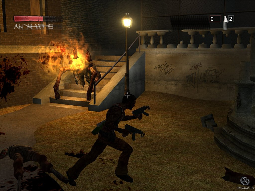 Скриншот к игре The Suffering + The Suffering: Ties That Bind (2004-2006) PC | RePack от R.G. Механики