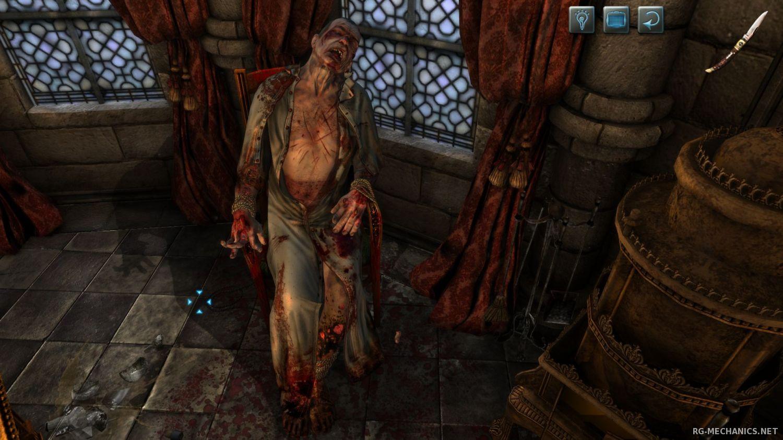 Скриншот к игре The Testament of Sherlock Holmes (2012) PC   RePack от R.G. Механики