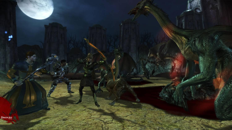 Скриншот к игре Dragon Age: Дилогия / Dragon Age: Dilogy (2009-2011) PC | RePack от R.G. Механики