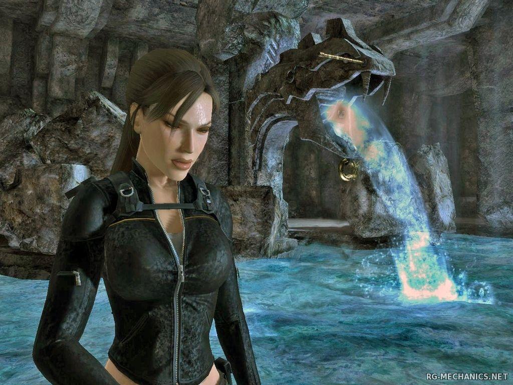 Скриншот к игре Tomb Raider: Underworld (2008) PC   RePack от R.G. Механики