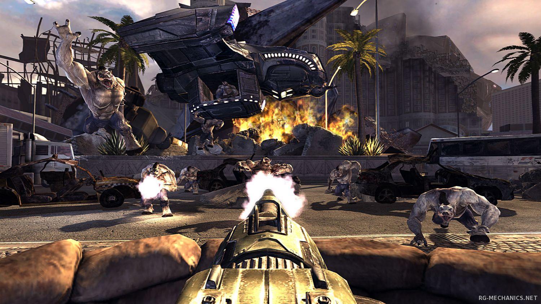 Скриншот к игре Duke Nukem Forever (2011) PC   RePack от R.G. Механики