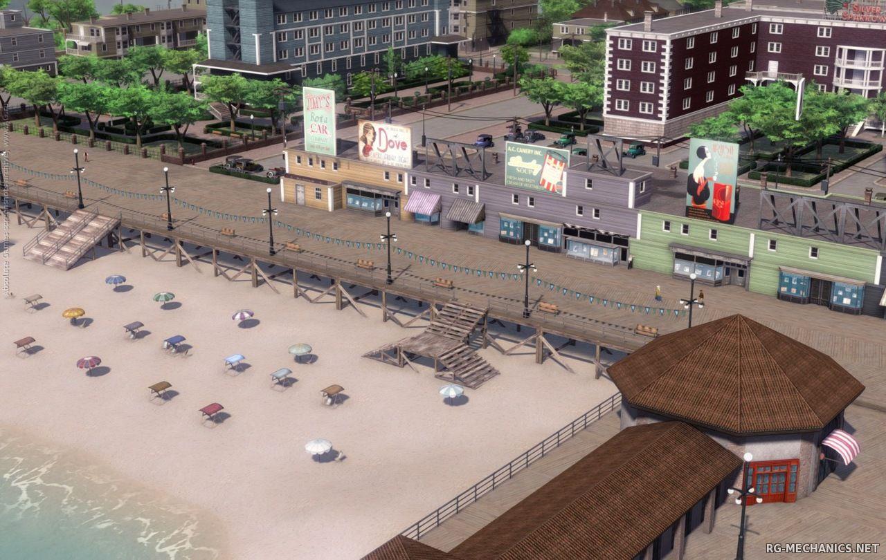Скриншот к игре Omerta: City of Gangsters (2013) PC | Repack от R.G. Механики