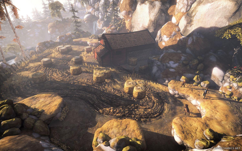 Скриншот к игре Brothers: A Tale of Two Sons (2013) PC | Repack от R.G. Механики