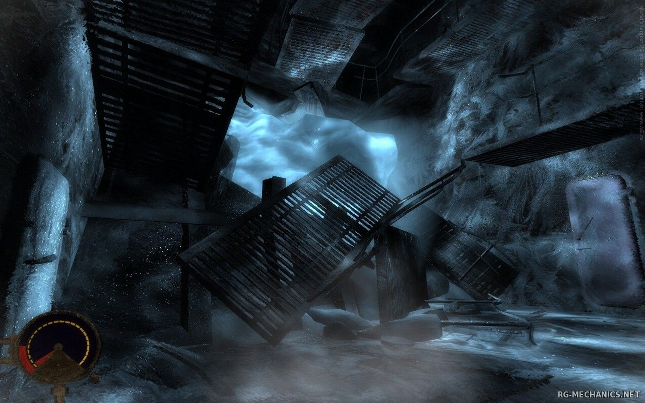 Скриншот к игре Анабиоз: Сон Разума / Cryostasis: Sleep of Reason (2008) PC | RePack от R.G. Механики