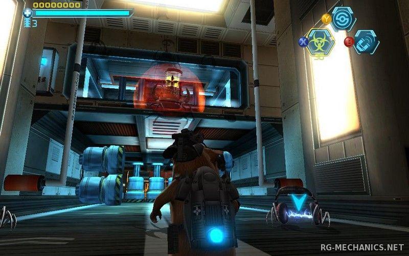 Скриншот к игре Миссия Дарвина / G-Force (2009) PC | RePack от R.G. Механики