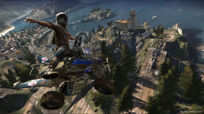 Скриншот к игре Pure: Коллекционное издание (2008) PC   RePack от R.G. Механики