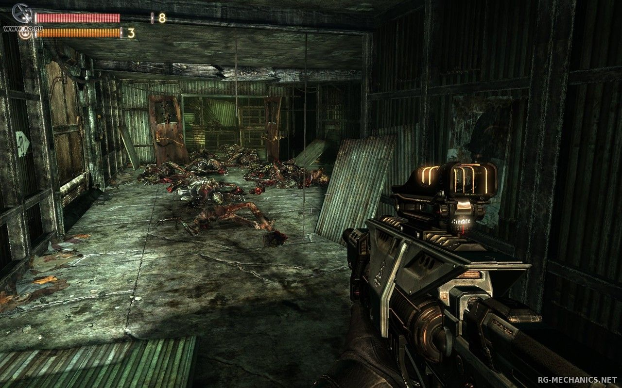 Скриншот к игре Singularity (2010) PC   RePack от R.G. Механики