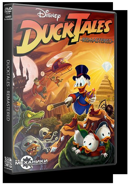 DuckTales: Remastered (2013) РС | RePack от R.G. Механики