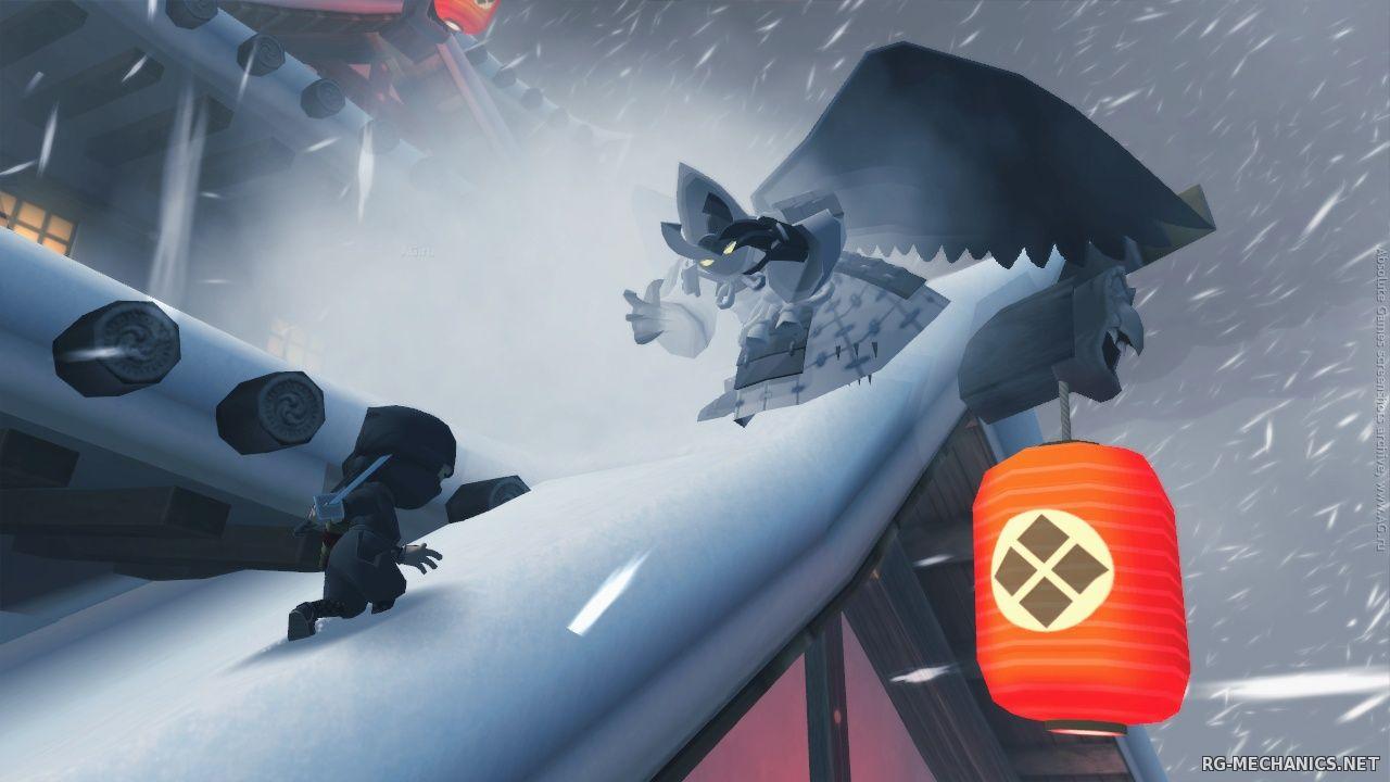 Скриншот к игре Mini Ninjas (2009) PC | RePack от R.G. Механики
