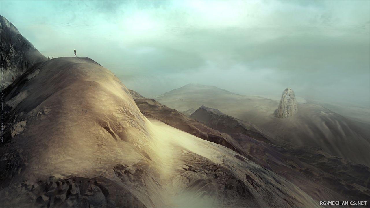 Скриншот к игре From Dust (2011) PC | RePack от R.G. Механики