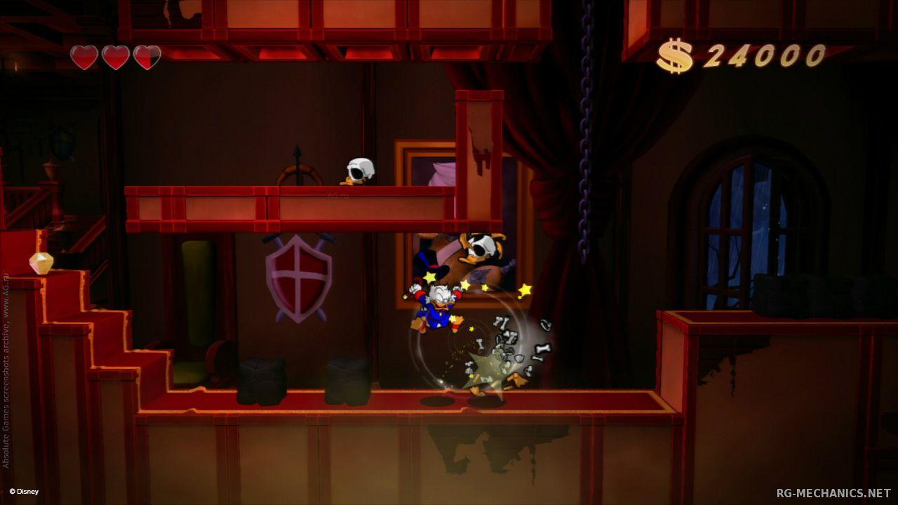 Скриншот к игре DuckTales: Remastered (2013) РС | RePack от R.G. Механики