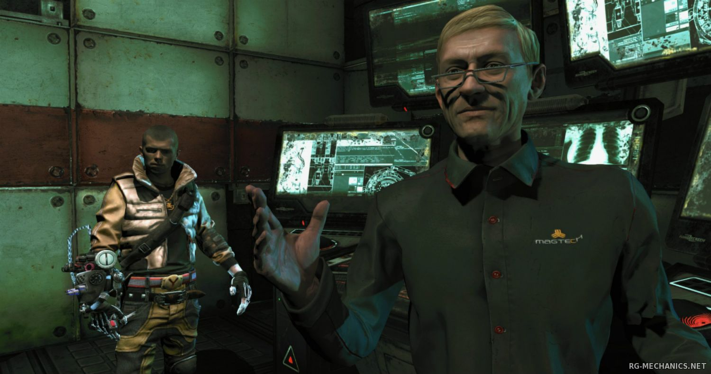 Скриншот к игре Magrunner: Dark Pulse (2013) PC   RePack от R.G. Механики
