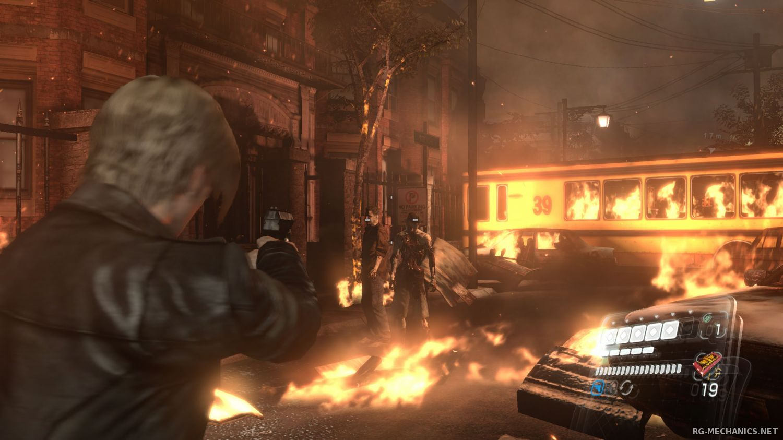 Скриншот к игре Resident Evil 6 (2013) PC | RePack от R.G. Механики