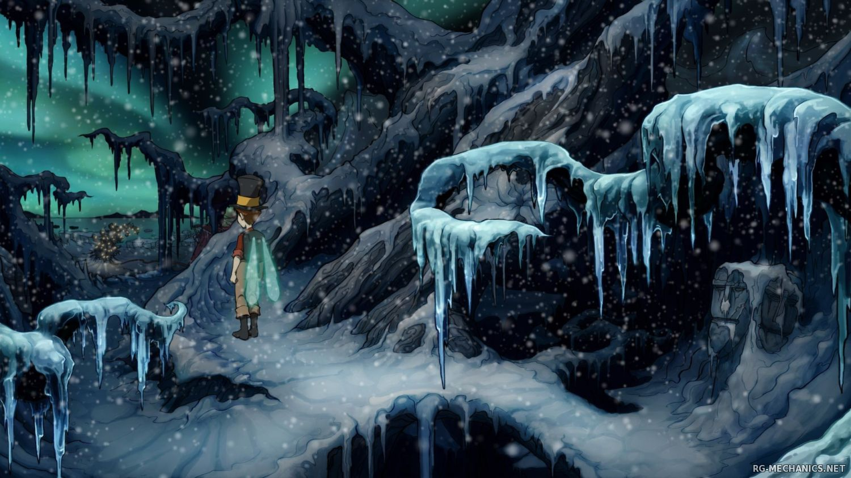 Скриншот к игре The Night of the Rabbit (2013) PC | RePack от R.G. Механики