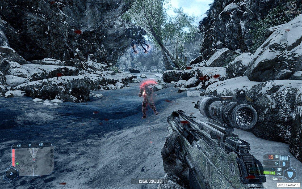 Скриншот к игре Crysis Maximum Edition (2009) PC   RePack от R.G. Механики
