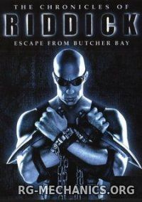 The Chronicles of Riddick: Escape from Butcher Bay (2004)