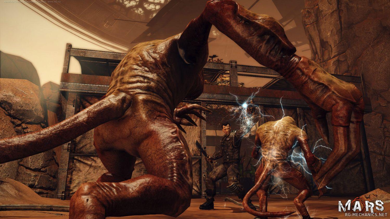 Скриншот к игре Mars: War Logs (2013) PC | RePack от R.G. Механики