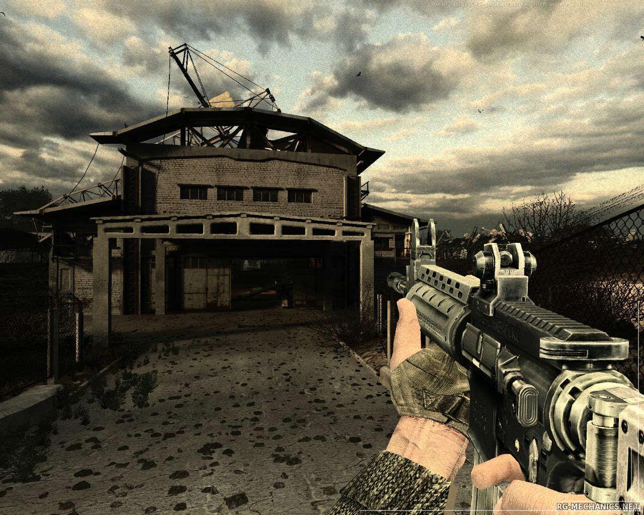 Скриншот к игре S.T.A.L.K.E.R. Трилогия / S.T.A.L.K.E.R. Trilogy (2007-2010) PC | RePack от R.G. Механики