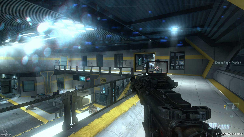 Скриншот к игре Call of Duty: Black Ops 2: Digital Deluxe Edition (2012) PC   Rip от R.G. Механики