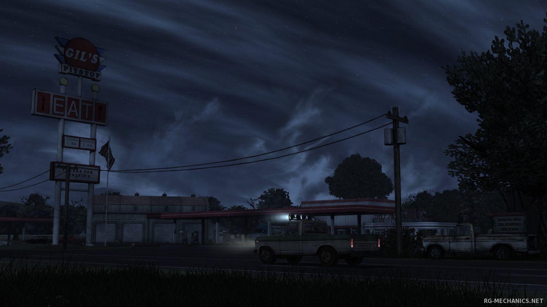 Скриншот к игре The Walking Dead (2012) PC | RePack от R.G. Механики
