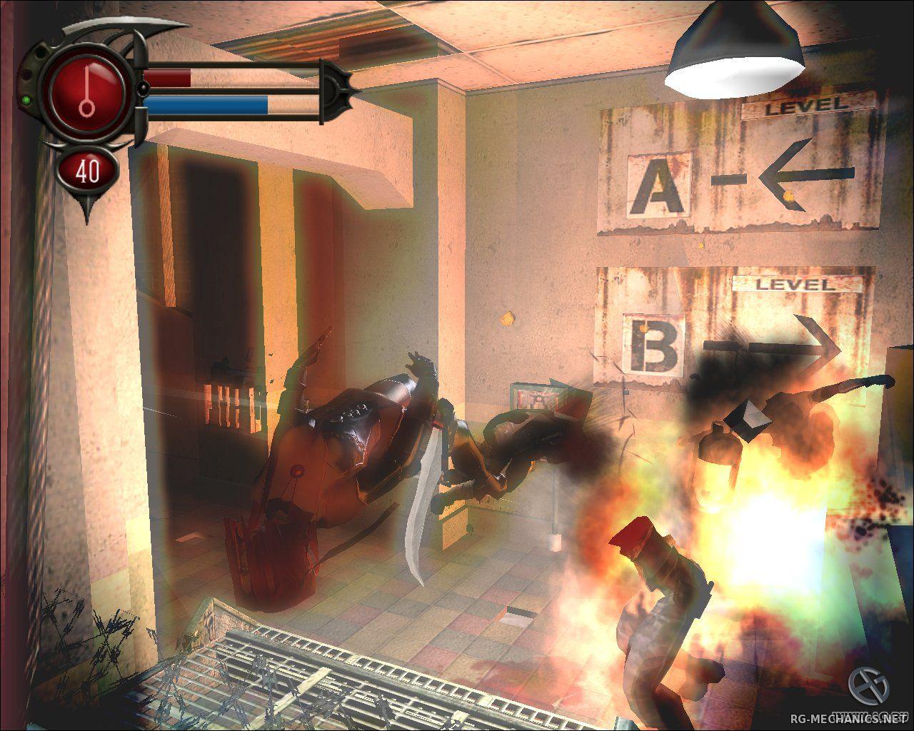 Скриншот к игре BloodRayne: Dilogy (2003 - 2005) PC | RePack от R.G. Механики