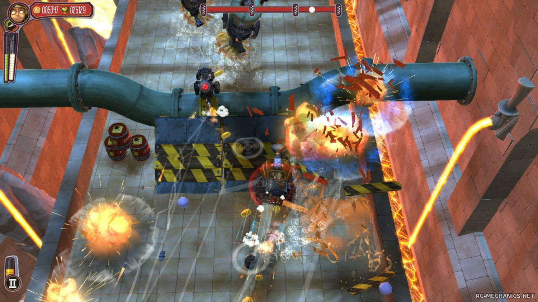 Скриншот к игре Pressure (2013) PC   Repack от R.G. Механики