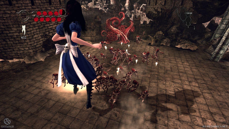 Скриншот к игре Alice: Cheshire Cat's Dreams Edition (2000 - 2011) PC   RePack от R.G. Механики