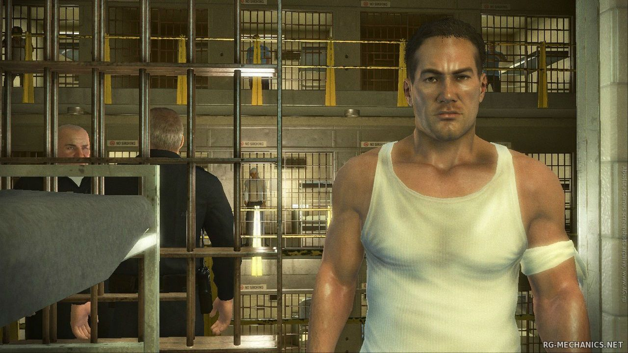 Скриншот к игре Prison Break: The Conspiracy (2010) PC | RePack от R.G. Механики