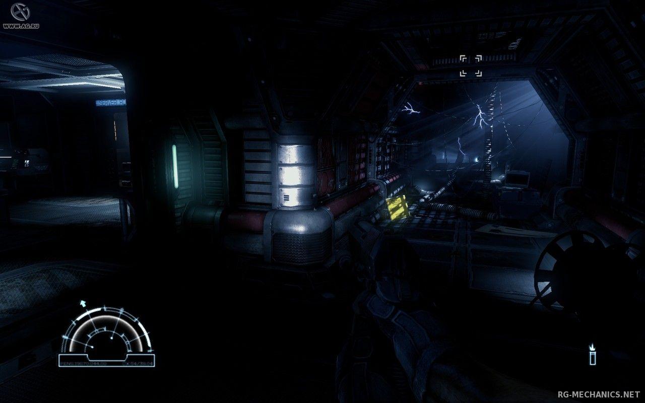 Скриншот к игре Aliens vs. Predator (2010) PC | RePack от R.G. Механики