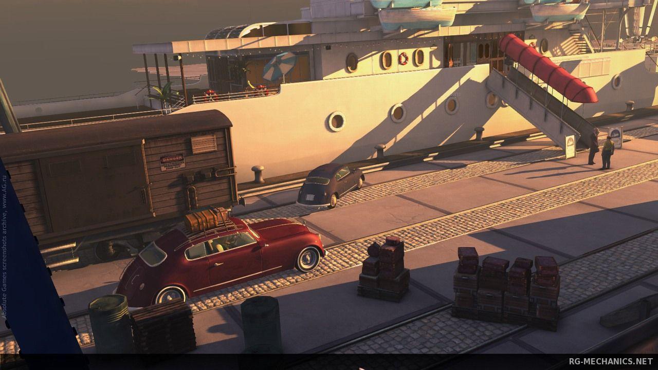 Скриншот к игре The Raven - Legacy of a Master Thief (2013) PC   RePack от R.G. Механики