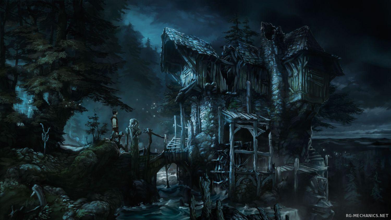 Скриншот к игре The Dark Eye: Chains of Satinav (2012) PC   RePack от R.G. Механики