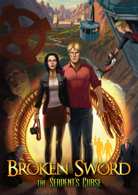 Broken Sword 5: The Serpent's Curse. Episode One & Two (2013-2014)