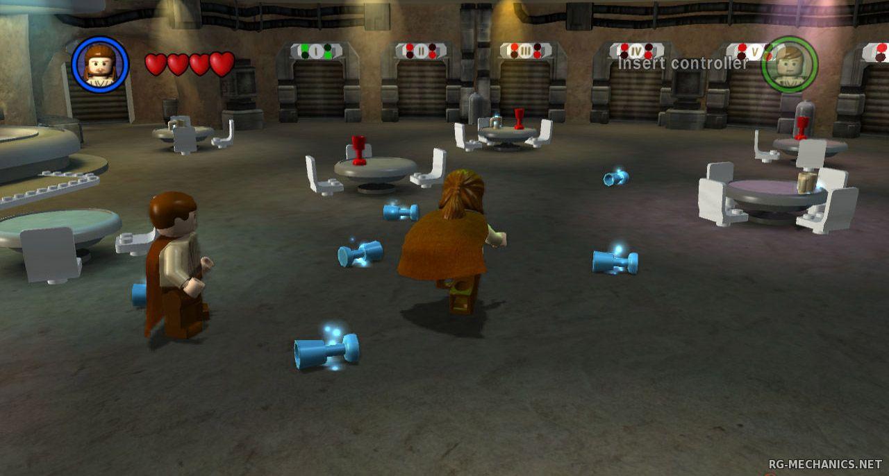 Скриншот к игре LEGO Star Wars: Dilogy (2009 - 2011) PC | RePack от R.G. Механики