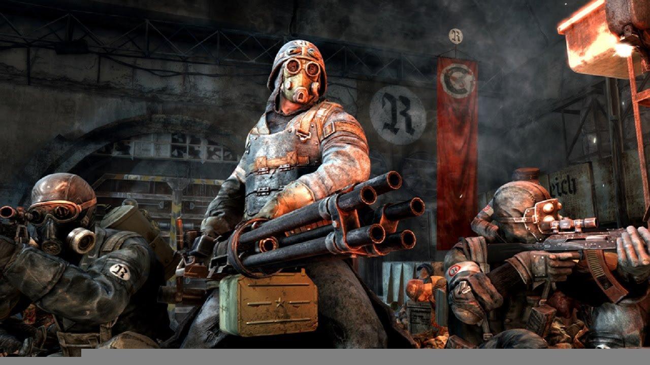 Скриншот к игре Metro Redux: Dilogy (2014) PC | RePack от R.G. Механики