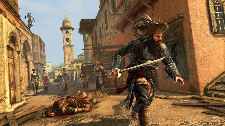 Скриншот к игре Assassin's Creed: Freedom Cry (2014) PC | RePack от R.G. Механики