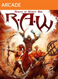 R.A.W.: Realms of Ancient War (2012)