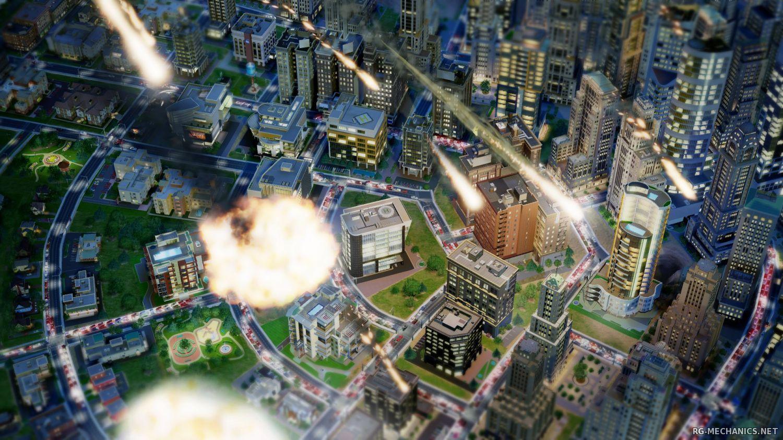 Скриншот к игре SimCity: Cities of Tomorrow (2014) PC | RePack от R.G. Механики