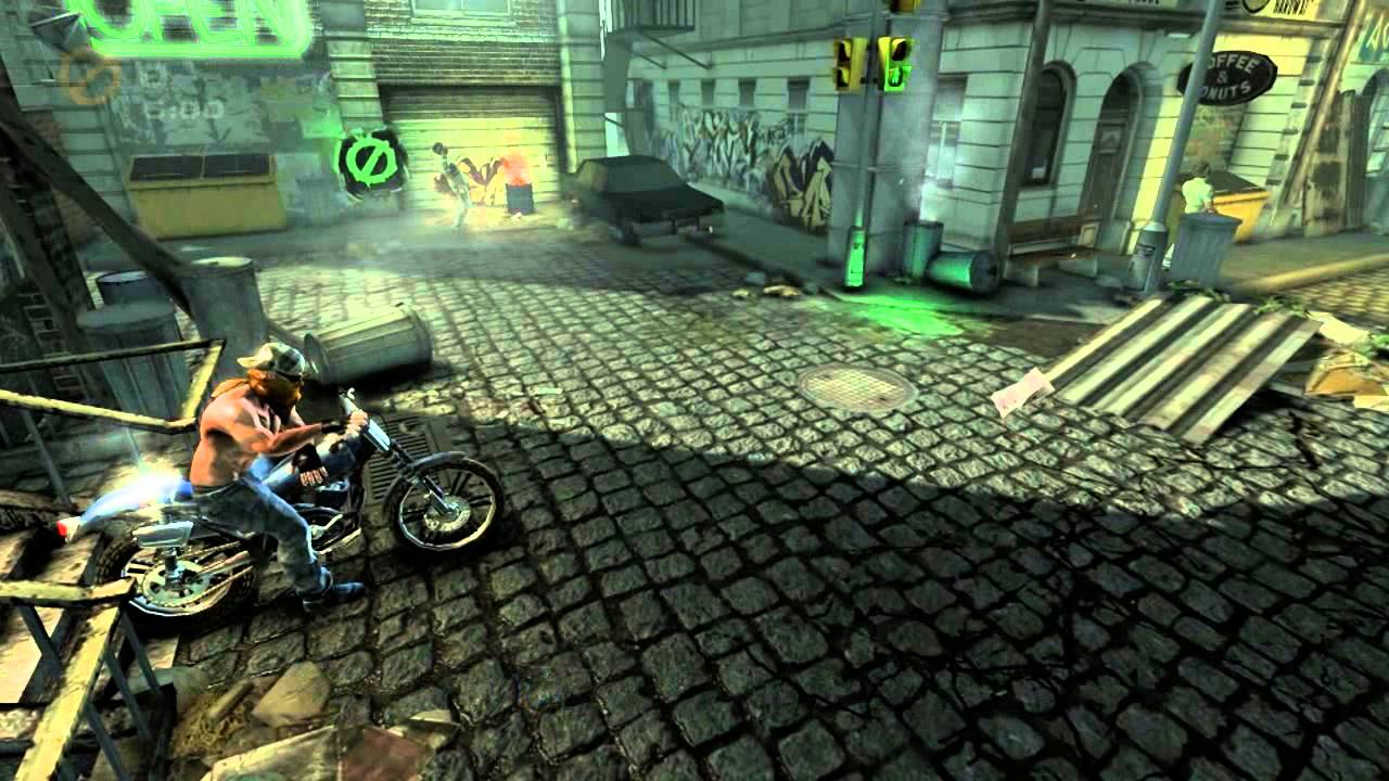 Скриншот к игре Urban Trial Freestyle (2013) PC   RePack от R.G. Механики