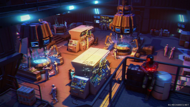 Скриншот к игре Far Cry 3: Blood Dragon v.1.02 [L] (2013) PC | RePack от R.G. Механики