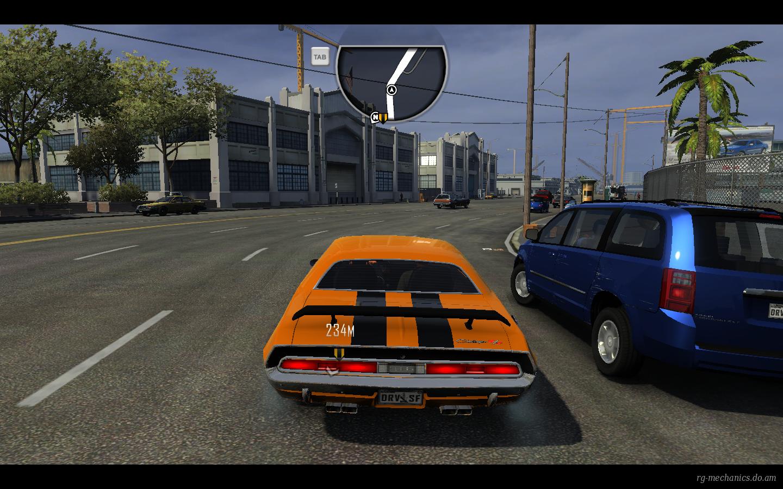 Скриншот к игре Driver: San Francisco [v 1.04] (2011) PC | RePack от R.G. Механики