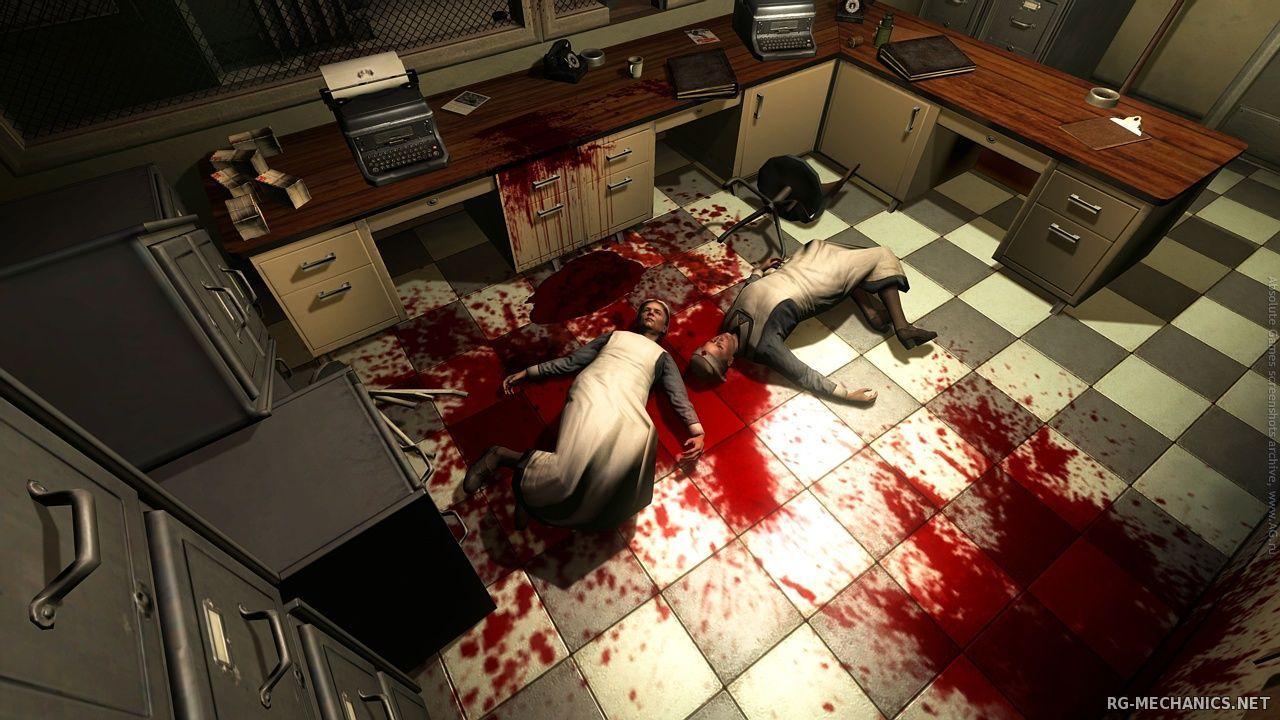 Скриншот к игре Wolfenstein (2009) PC | Rip от R.G. Механики