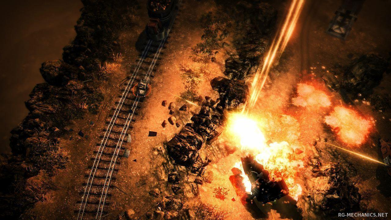 Скриншот к игре Renegade Ops (2011) РС | RePack от R.G. Механики