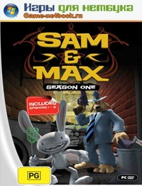Sam and Max: Anthology (2007-2010)