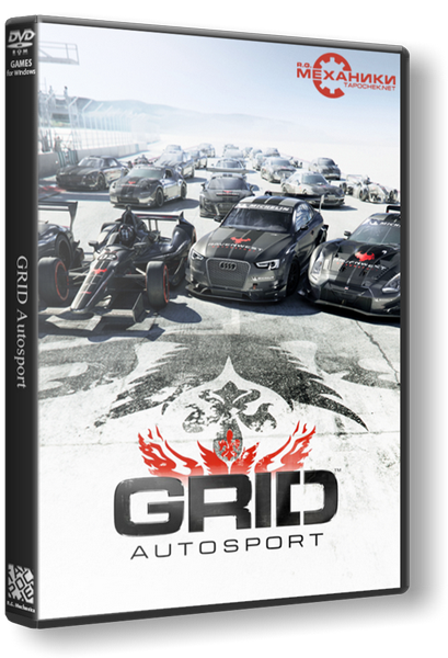 GRID Autosport - Black Edition [+ DLC] (2014) PC | RePack от R.G. Механики (2014)